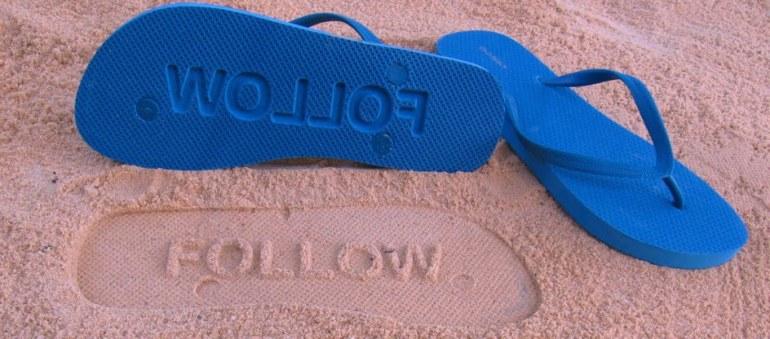 ไอเดียรองเท้าแตะ FlipSideFlipFlops จาก ไอเดีย.com