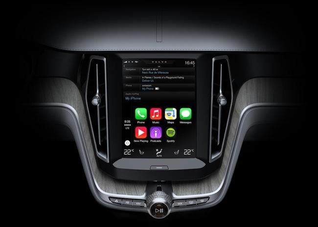 Apple ออกซอฟท์แวร์สำหรับรถยนต์หรู เพื่อความสุนทรีย์ในการขับขี่ 13 - CarPlay software