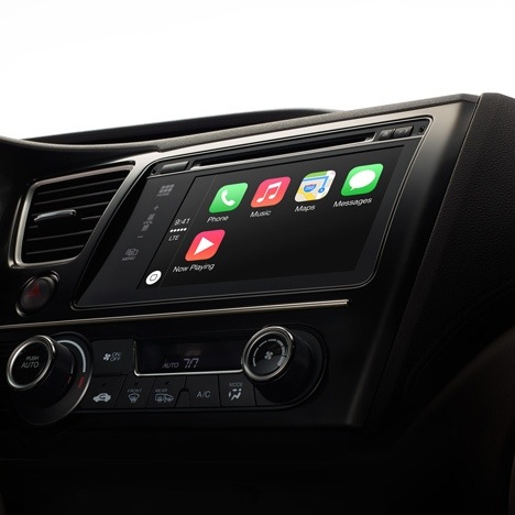 25570306 105604 Apple ออกซอฟท์แวร์สำหรับรถยนต์หรู เพื่อความสุนทรีย์ในการขับขี่