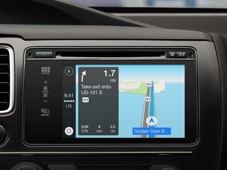 25570306 105630 Apple ออกซอฟท์แวร์สำหรับรถยนต์หรู เพื่อความสุนทรีย์ในการขับขี่