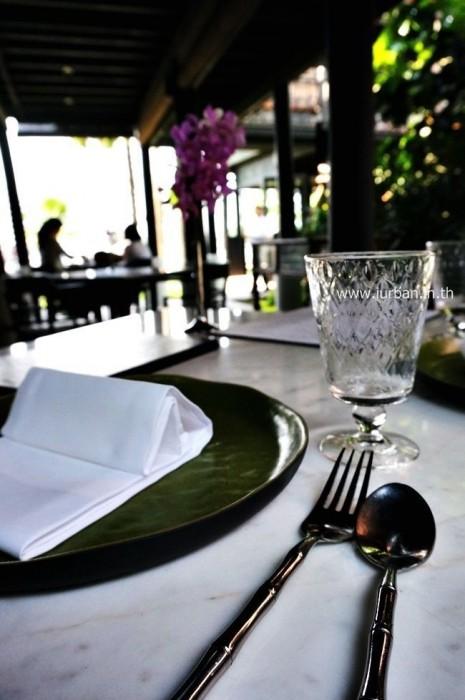 25570308 171259 ช้อน@The Siam..ร้านอาหารเรือนไทยอายุกว่า100ปี ริมแม่น้ำเจ้าพระยา เชิงสะพานซังฮี้