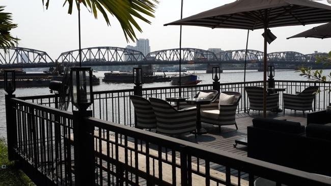 25570308 172506 ช้อน@The Siam..ร้านอาหารเรือนไทยอายุกว่า100ปี ริมแม่น้ำเจ้าพระยา เชิงสะพานซังฮี้
