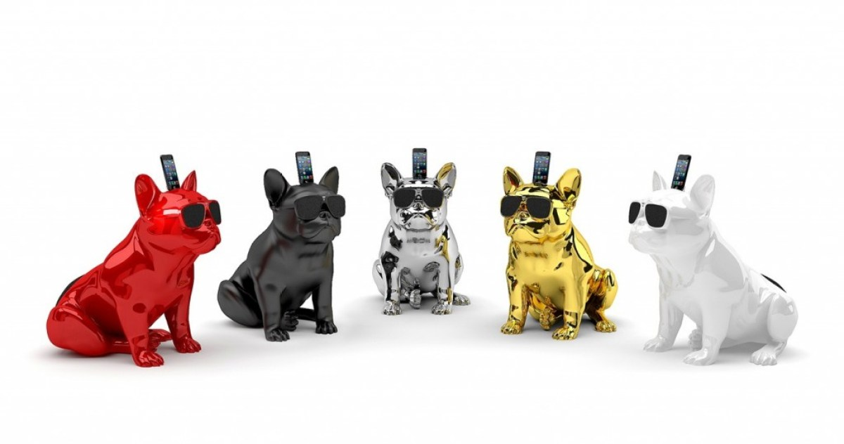 6 1 3 French Bulldog ร้องเพลงได้ !!