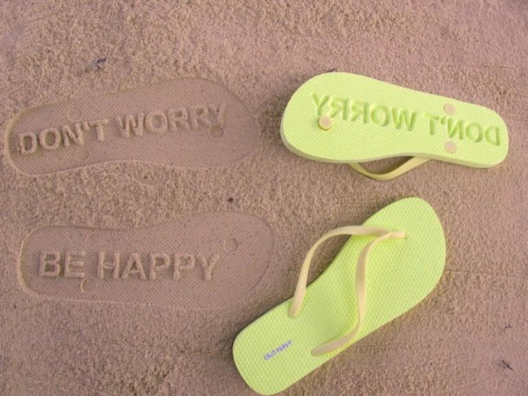 ฝากไว้บนผืนทราย ด้วยรองเท้าแตะสุด Chic ที่ใครๆต้องเหลียวมอง 13 - Beach