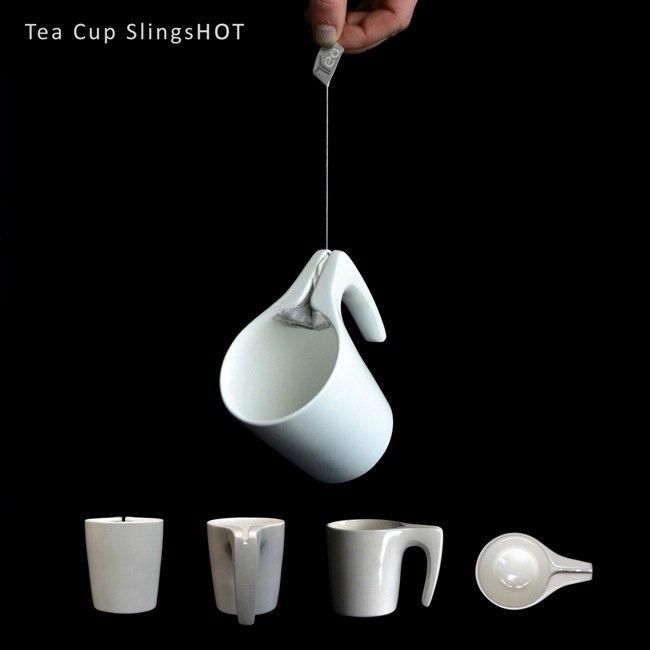 25570412 192320 ถ้วยชา รีดน้ำชาหยดสุดท้าย แบบไม่เลอะเทอะ