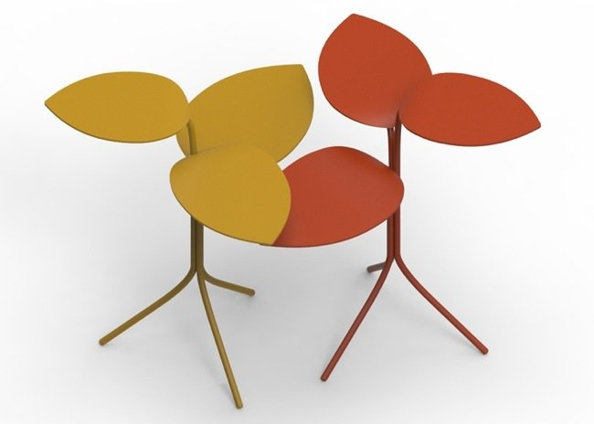 25570414 094227 โต๊ะที่ได้แรงบันดาลใจจากกิ่งไม้ ใบไม้..ในฤดูใบไม้ร่วง