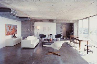 8 ไอเดียพื้นคอนกรีตในบ้าน ..ที่ดูดีเหลือเชื่อ 17 - concrete