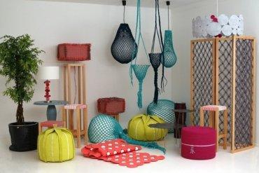ตกแต่งบ้านด้วยงานถักทอ และผ้า สีสันสดใส ดูเป็นกันเอง และอบอุ่น 23 - DESIGN