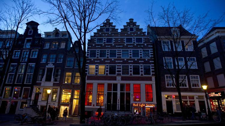 3421d4e116baff054a0f6a7067007825 Red Light Secrets Museum พิพิธภัณฑ์โสเภณี เมืองอัมสเตอร์ดัม
