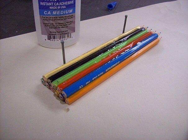 20140516 172240 DIY เปลี่ยนดินสอสี เป็นแหวนสายรุ้ง..สวยงาม