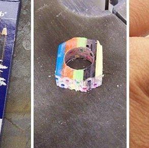 DIY: สร้อยคอขวดแก้วจิ๋วสไตล์วินเทจ 16 - ขวดแก้ว