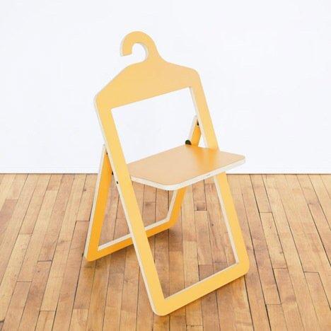 Hanger Chair..เก้าอี้พับ เก็บแขวนไม่เปลืองพื้นที่ 13 - ออกแบบเก้าอี้