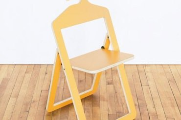 Hanger Chair..เก้าอี้พับ เก็บแขวนไม่เปลืองพื้นที่ 17 - เก้าอี้