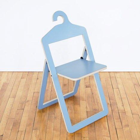 20140521 210055 75655688 Hanger Chair..เก้าอี้พับ เก็บแขวนไม่เปลืองพื้นที่
