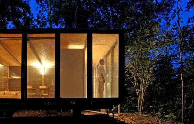 20140527 145732 53852320 บ้านในป่าร้อนชื้น โปร่งโล่ง กันแมลงแต่ไม่กั้นลม แสงสว่าง และธรรมชาติ