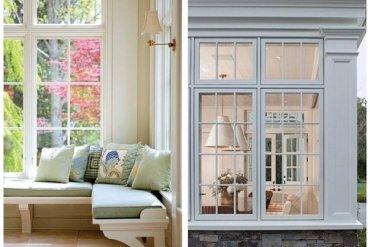 เลือกประตูหน้าต่างอย่างไร ให้เข้ากับบ้านสมัยใหม่ 15 - หน้าต่าง