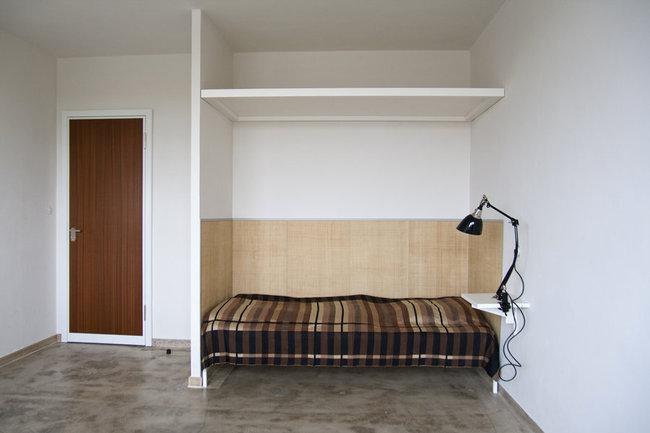 นอนหลับทับประวัติศาสตร์  Bauhaus School Hostel 13 - Bauhaus School