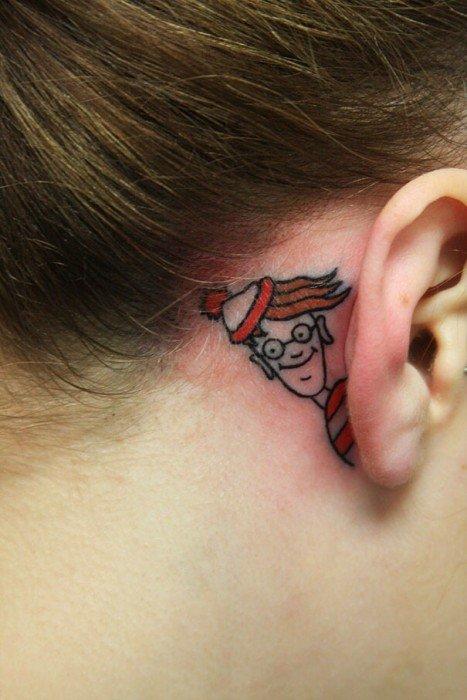 20140607 175024 64224349 Tattoos แนวๆ..เห็นแล้วต้องอมยิ้ม