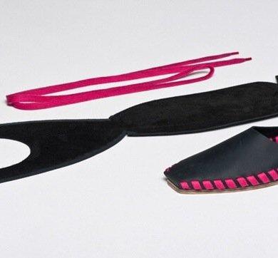 PIKKPACK..รองเท้าหนัง DIY เรียบง่ายอินเทรนสุดๆ 15 - DIY