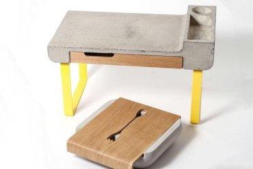 เฟอร์นิเจอร์จากคอนกรีต..หนักแน่น แต่ไม่จืดชืด.. 14 - Industrial design