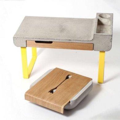 เฟอร์นิเจอร์จากคอนกรีต..หนักแน่น แต่ไม่จืดชืด.. 15 - Industrial design