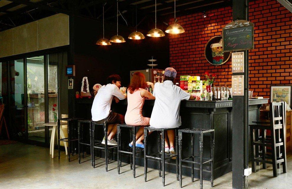 Nescafe Dolce Gusto เปลี่ยนออฟฟิศให้คึกคักเหมือนร้านกาแฟ โมเดิร์นด้วยงบไม่กี่พัน 14 - cafe