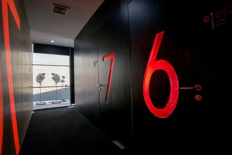 5 ออฟฟิศไทย ไอเดียออกแบบสุดครีเอทีฟแห่งปี 2014 30 - Architecture