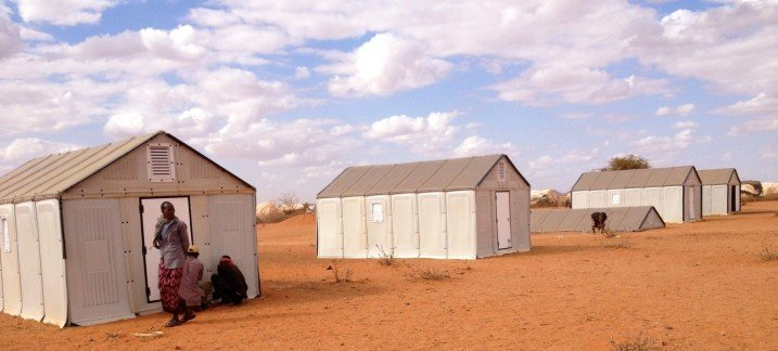 IMG 2505 e1390229265945 Refugee Housing Unit บ้านสำหรับผู้อพยพ by IKEA Foundation