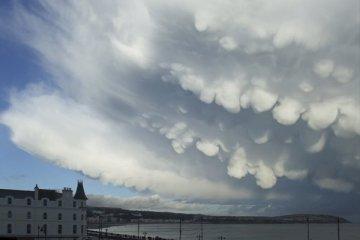 Mammatus Clouds หนึ่งในเมฆที่สวย มาพร้อมกับพายุที่รุนแรง 4 - Clouds