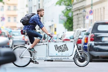 Cargo Bike Wave ช่วยลดปริมาณรถยนต์และรถบรรทุกบนท้องถนน 23 - อาหาร