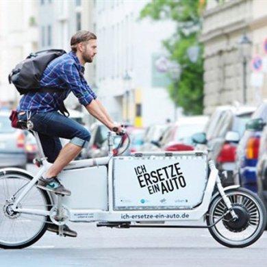 Cargo Bike Wave ช่วยลดปริมาณรถยนต์และรถบรรทุกบนท้องถนน 15 - จักรยาน