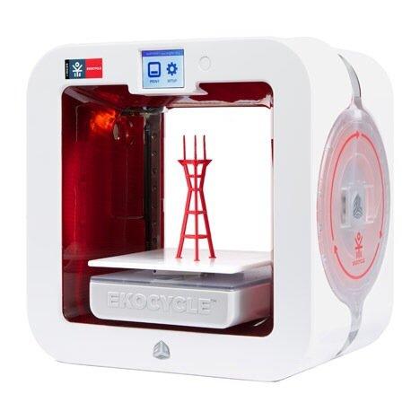 20140706 202905 73745553 Coke และ Will.i.am ร่วมกันสร้างเครื่องพิมพ์ 3มิติ ใช้ขวดพลาสติกใช้แล้วเป็นวัตถุดิบในการพิมพ์