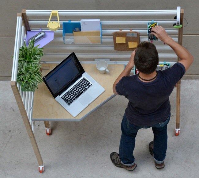 Workspace ที่ปรับเปลี่ยนได้ตามความต้องการ ไม่ว่าจะเป็นที่บ้านหรือสำนักงาน 13 - Workspace