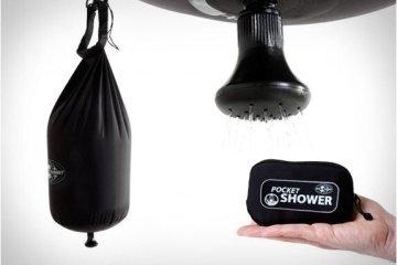 POCKET SHOWER..ฝักบัวอาบน้ำแบบพกพา