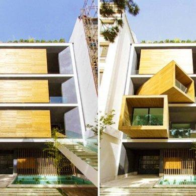 บ้านที่ปรับเปลี่ยนเคลื่อนห้องได้เพียงการกดปุ่ม 15 - บ้านขนาดเล็ก