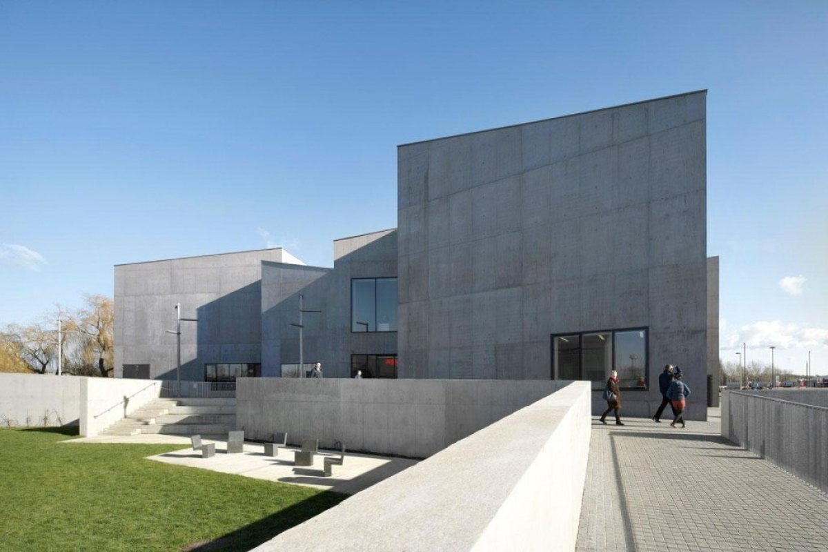 David Chipperfield Architects . Hepworth Wakefield . West Yorkshire (5)