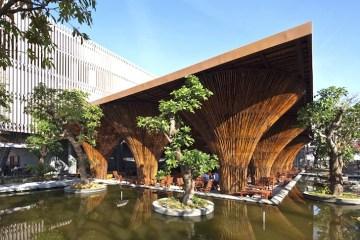 สถาปัตยกรรมจากไม้ไผ่ โดย Vo Trong Nghia Architects เป็นมิตรกับสิ่งแวดล้อม ประหยัดพลังงาน 27 - Architecture