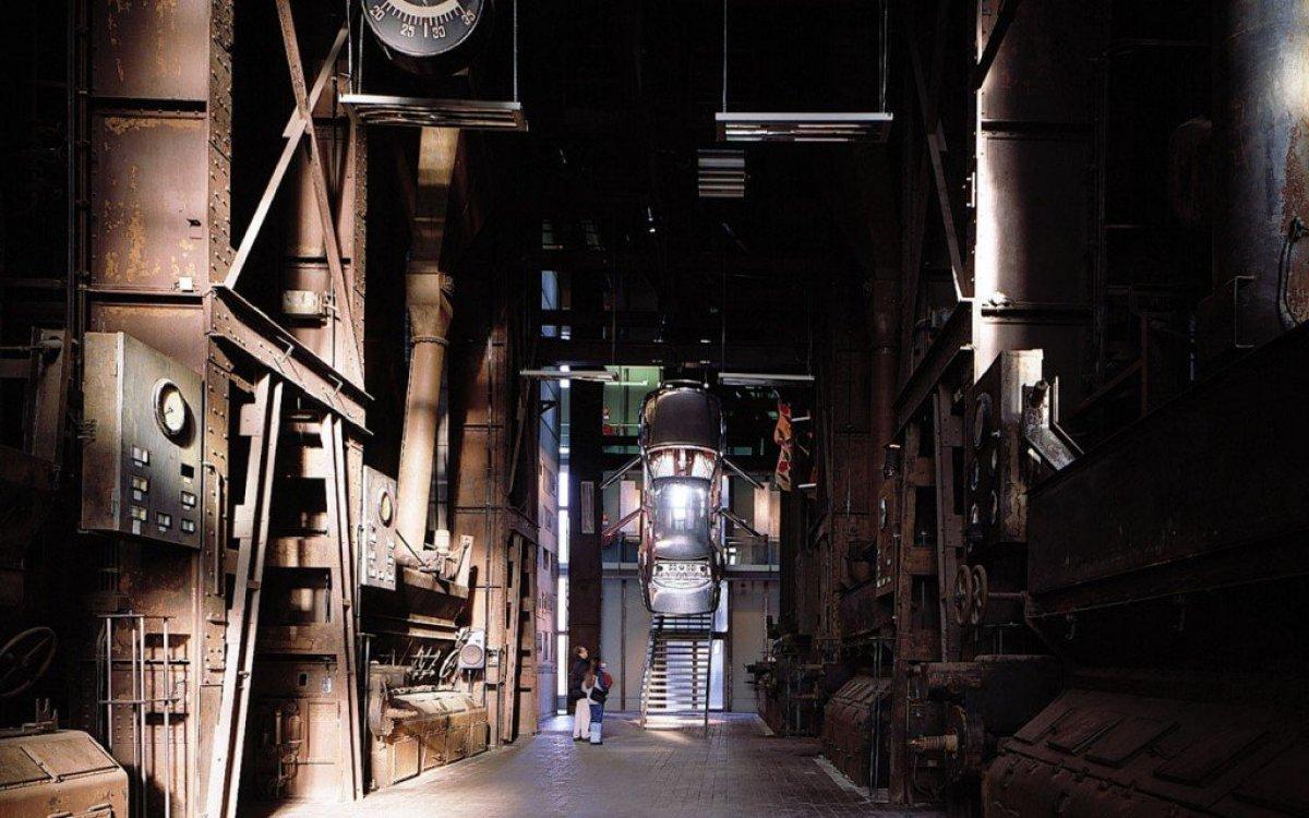 img0 Design Center ศูนย์ศิลปะบรรยากาศยุคอุตสาหกรรมหนัก