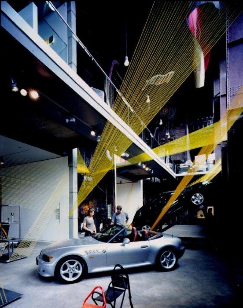 img4 Design Center ศูนย์ศิลปะบรรยากาศยุคอุตสาหกรรมหนัก