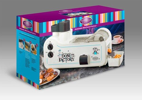 20140802 220012 79212749 เครื่องทำโดนัทประจำบ้าน.. Mini Donut Factory