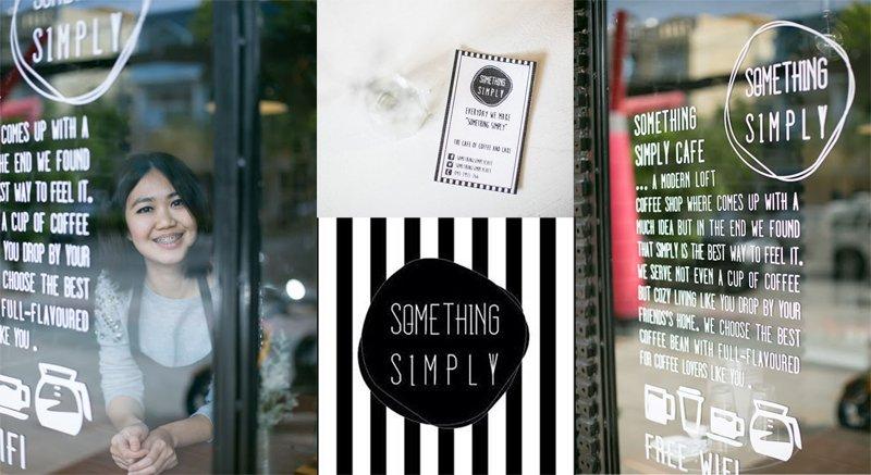 Fon Everyday, we make something simply ความเรียบง่าย กับ ร้านคาเฟ่ ณ บางแสน