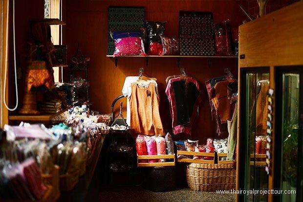 RPF shop 02 ร้านโครงการหลวง สาขาสุเทพ