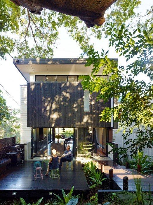 IMG 4905 บ้านสถาปนิกในเมืองเก่า แก้ปัญหาพื้นที่จำกัดและติดถนนได้อย่างงดงามเป็นส่วนตัว