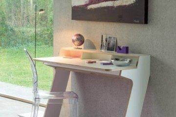 ประหยัดพื้นที่ด้วยการลาดเอียง 27 - minimalist