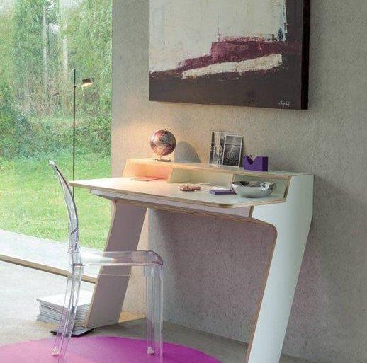ประหยัดพื้นที่ด้วยการลาดเอียง 14 - minimalist design
