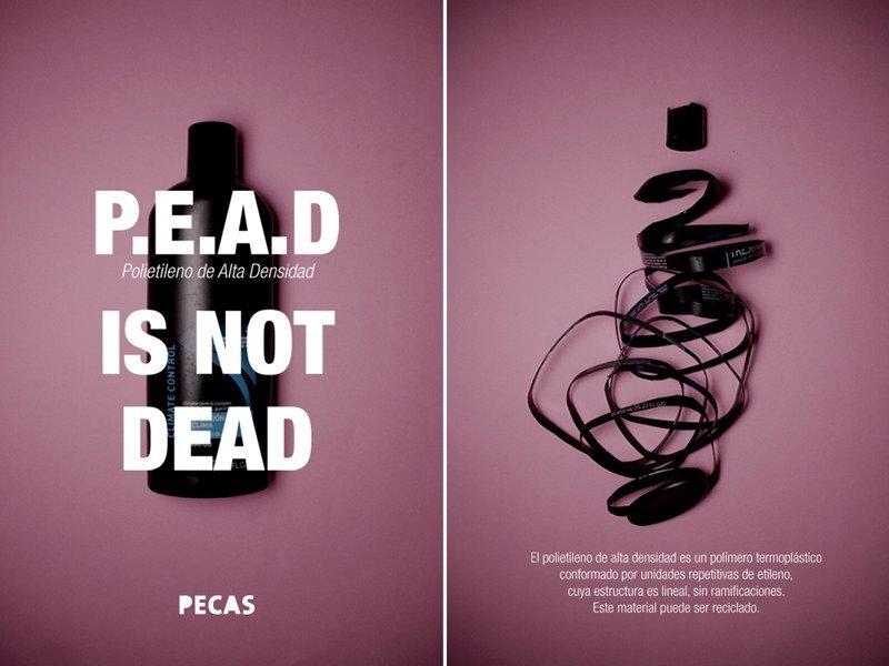 IMG 5130 P.E.A.D. IS NOT DEAD ทดลองทำแจกันจากภาชนะพลาสติกใช้แล้ว