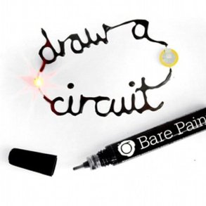 ปากกาสร้างวงจรไฟฟ้า ได้ง่ายๆ เขียนลงบนวัสดุอะไรก็ได้ 15 - LED