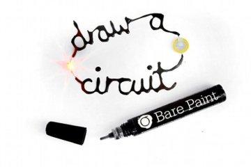ปากกาสร้างวงจรไฟฟ้า ได้ง่ายๆ เขียนลงบนวัสดุอะไรก็ได้