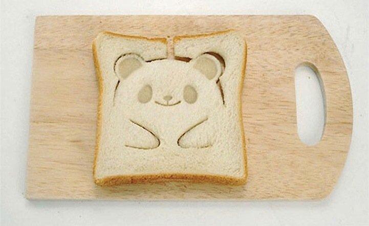 IMG 5248 Toast Stamp เปลี่ยนขนมปังสี่เหลี่ยมน่าเบื่อ เป็นน้องหมีสุดน่ารัก