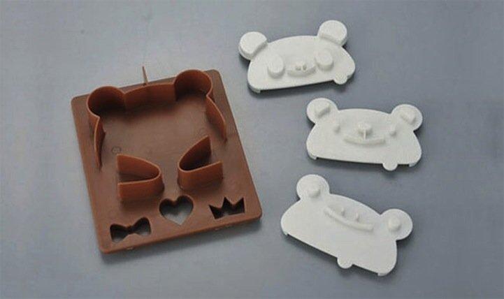IMG 5250 Toast Stamp เปลี่ยนขนมปังสี่เหลี่ยมน่าเบื่อ เป็นน้องหมีสุดน่ารัก